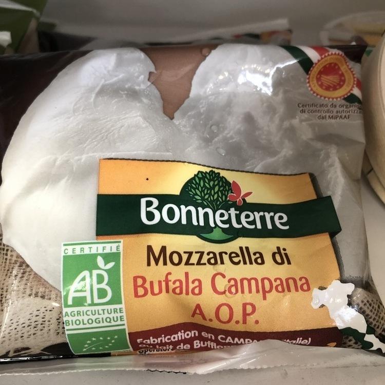 Mozzarella di Bufala Campana A.O.P
