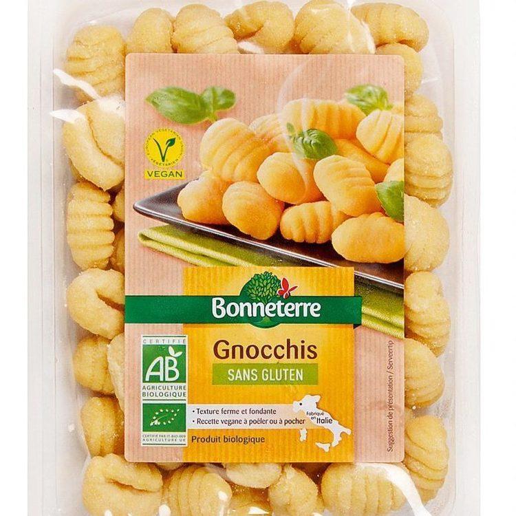 Gnocchis sans gluten 350 G Bonneterre